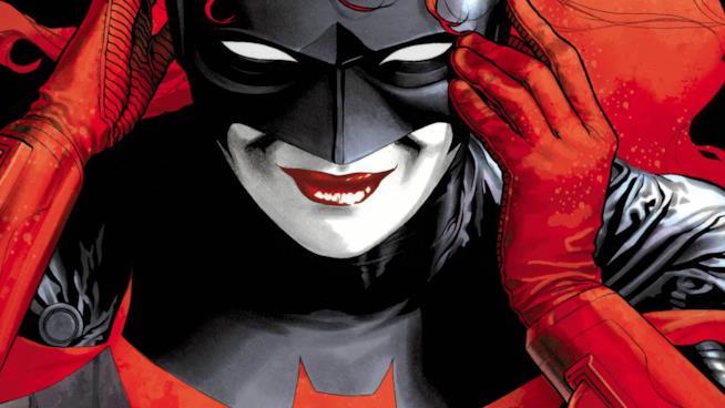 Kate Kane è Batwoman