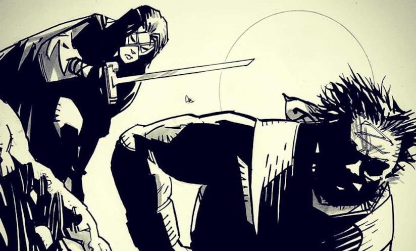 Lady Zorro nei fumetti di Matt Wagner e John K Snyder III