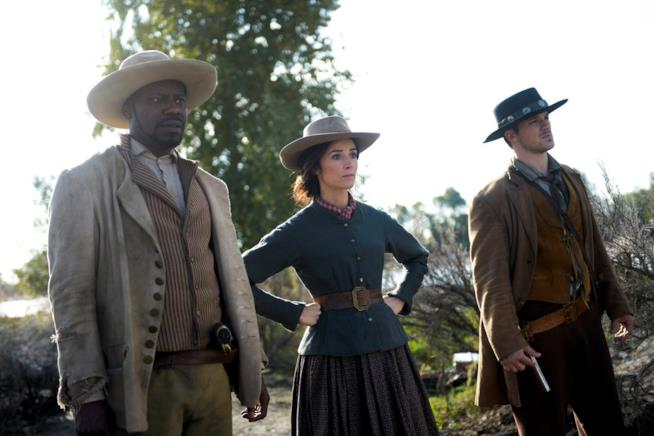 Recensione quinto episodio di Timeless, Fort Alamo