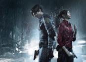 Leon Kennedy e Claire Redfield, protagonisti di Resident Evil 2