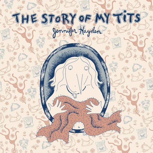 The Story of My Tits e i migliori fumetti del 2015