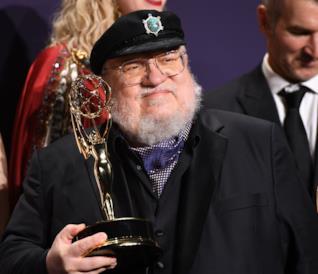 George R. R. Martin vince un Emmy