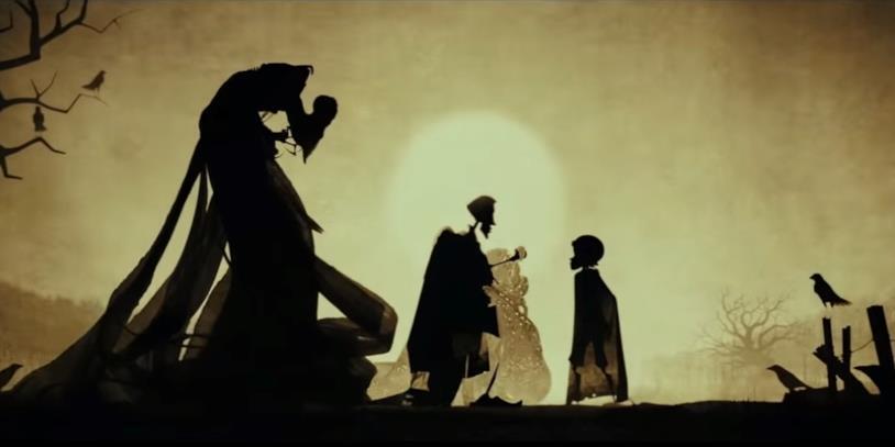 Scena tratta da Harry Potter e i Doni della Morte - Parte I