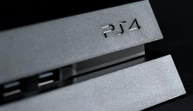 Logo e profilo di PlayStation 4