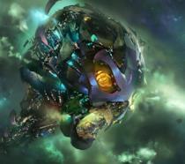 Uno splendido artwork di Telltale's Guardians of the Galaxy
