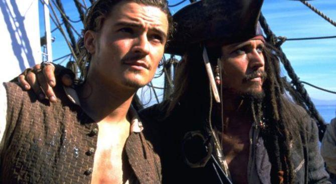 Orlando Bloom ritornerà in Pirati dei Caraibi 5