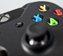 Il controller di Xbox One in primo piano