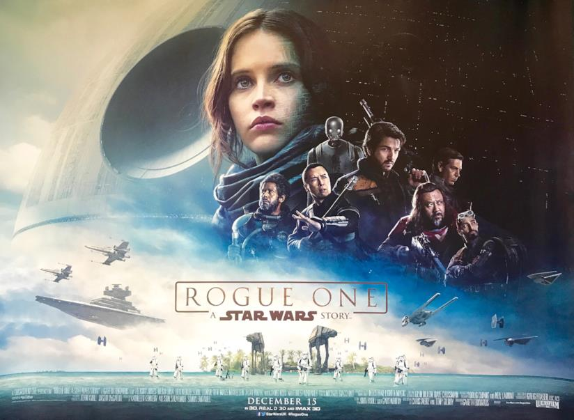 Poster di Star Wars Rogue One