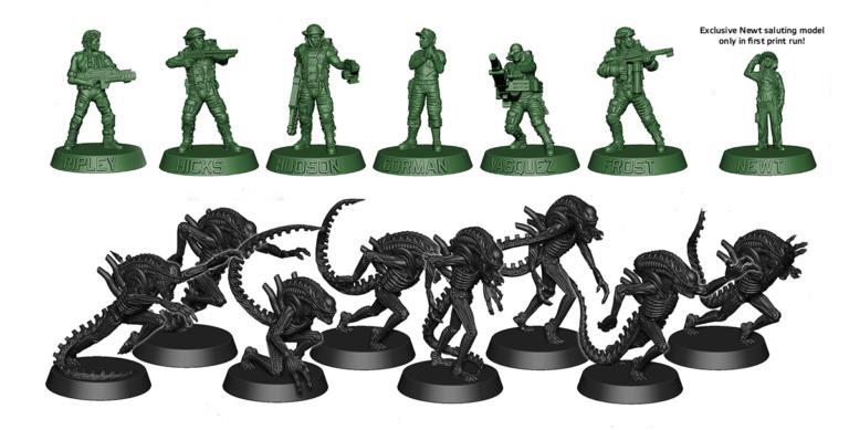 Aliens gioco