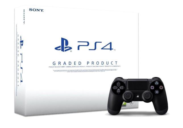 PlayStation 4 500 GB ricondizionata in vari modelli + controller