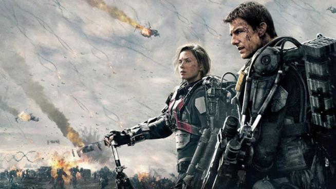 Tom Cruise ed Emily Blunt