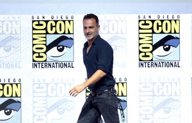 Andrew Lincoln vuole dirigere alcuni episodi di The Walking Dead