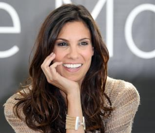 Una sorridente Daniela Ruah
