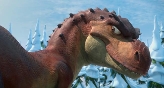 Mamma T-Rex