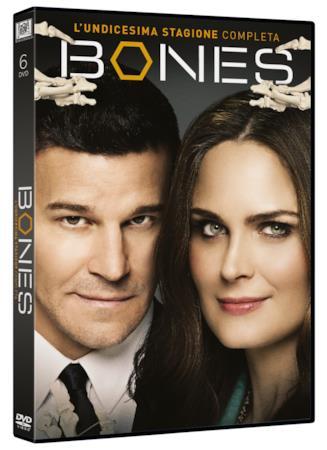 Cofanetto DVD Bones 11