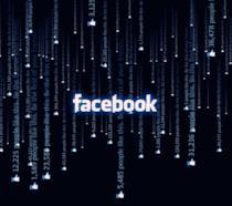 Il celebre logo di Facebook