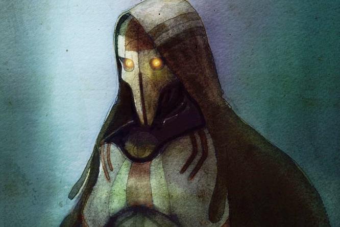 Un Guardiano misterioso