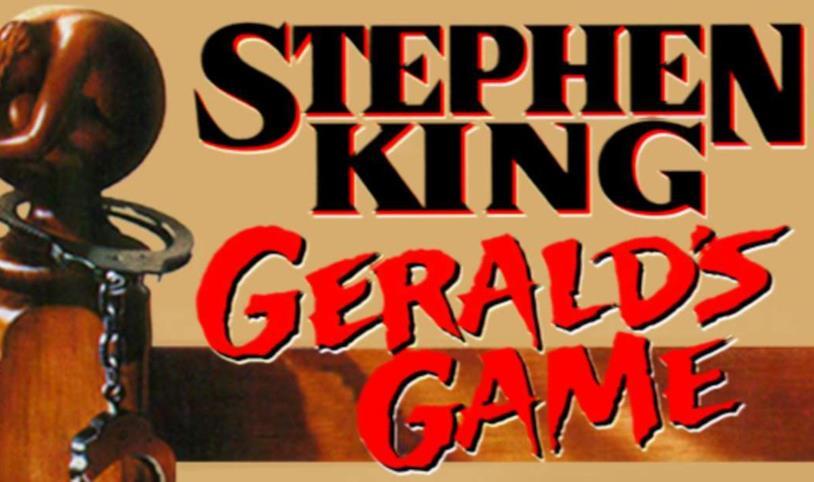 Il gioco di Gerald di Stephen King: Gerald's Game