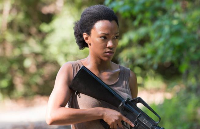 Sonequa Martin-Green protagonista di Star Trek: Discovery