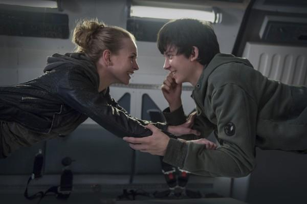 Asa Butterfield protagonista di The Space Between Us
