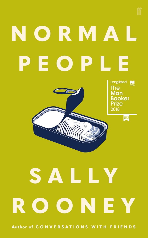 La copertina originale di Normal People