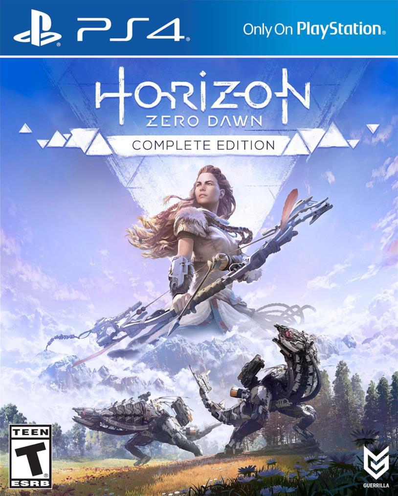 Horizon: Zero Dawn Complete Edition in uscita a dicembre su PS4