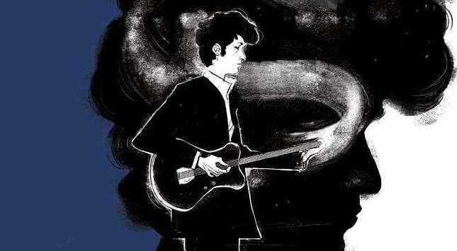 Bob Dylan protagonista di una nuova graphic novel