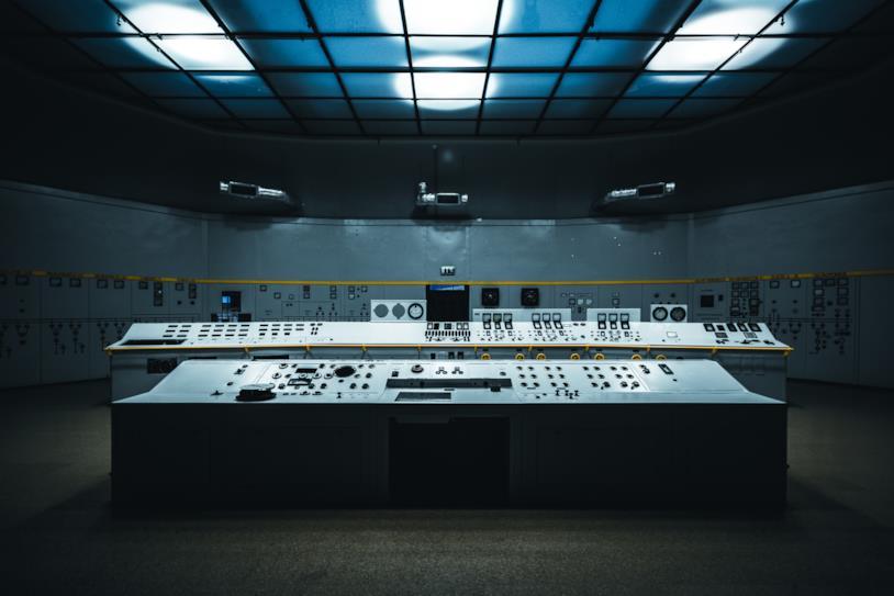 L'immagine di un laboratorio del futuro in cui prevenire attacchi terroristici