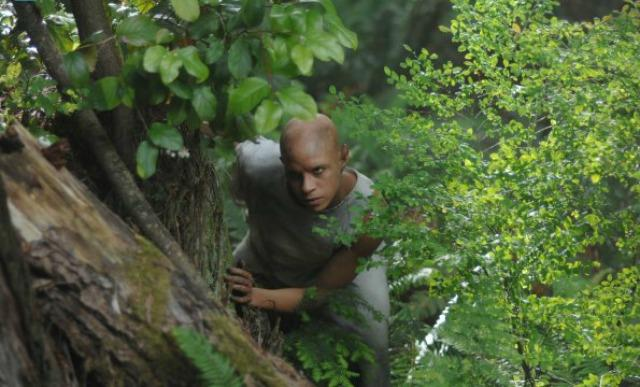 Una scena di Wayward Pines