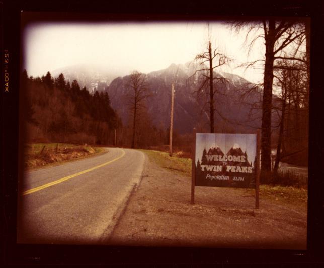 Immagine iconica di Twin Peaks