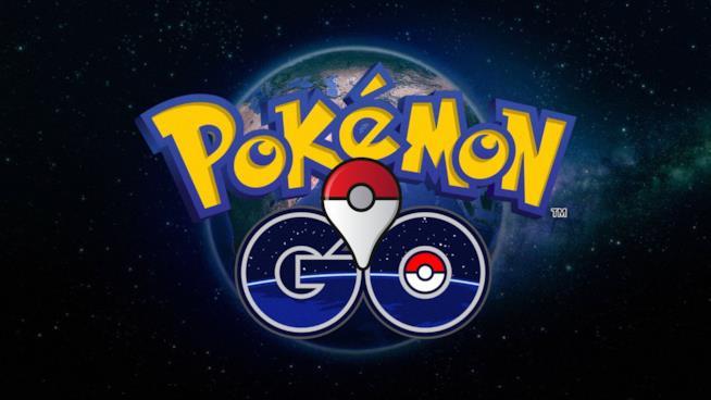 L'ormai celebre logo di Pokémon GO