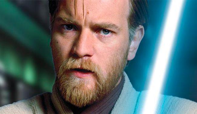 Ewan McGregor nei panni di Obi-Wan Kenobi