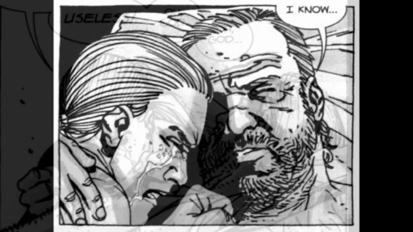 Andrea e Dale nel fumetto