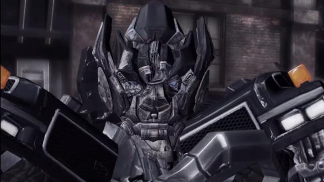 Il personaggio di Ironhide