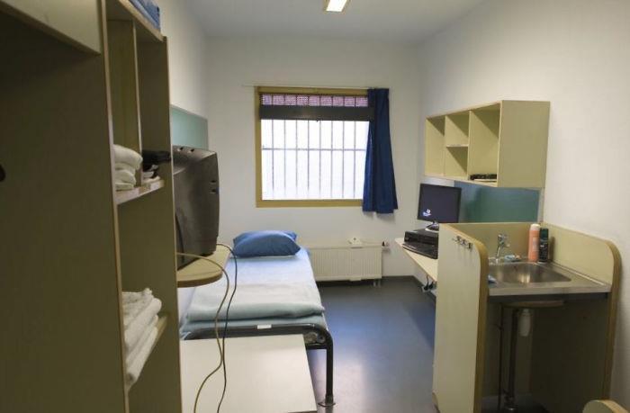 Carcere UN Detention Unit, Outside The Hague, Paesi Bassi