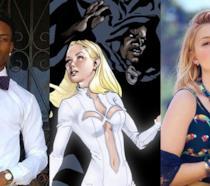 Olivia Holt e Aubrey Joseph sono Cloak e Dagger