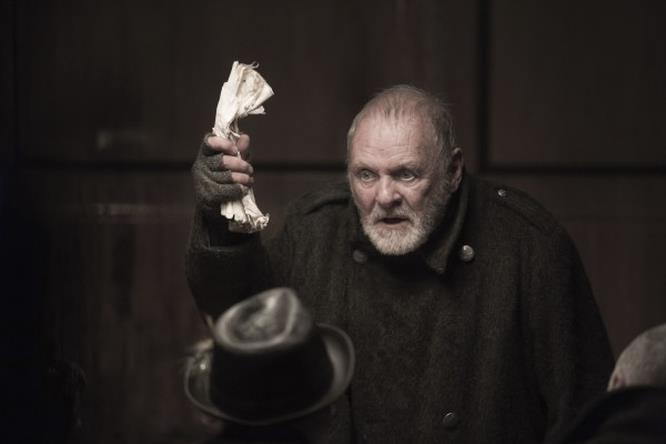 Una scena tratta da King Lear