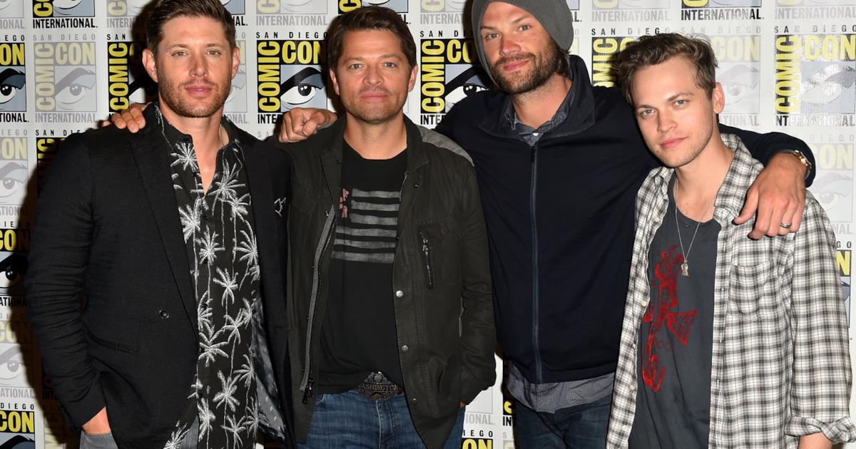 Supernatural 300: le foto della famiglia Winchester riunita (e il ritorno di Jeffrey Dean Morgan)