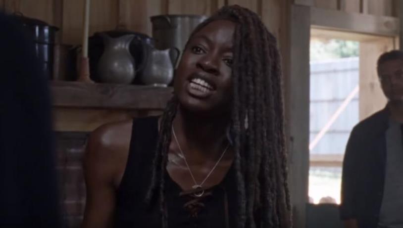The Walking Dead 9x12: Michonne ha dovuto evolversi per mettersi al pari degli altri