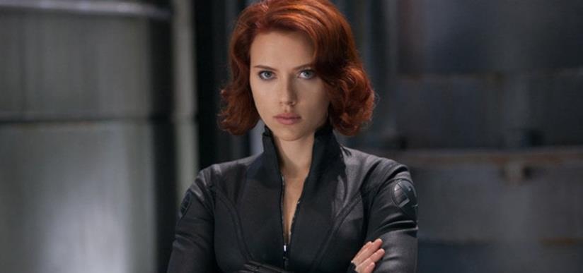 Scarlett Johansson è Vedova Nera