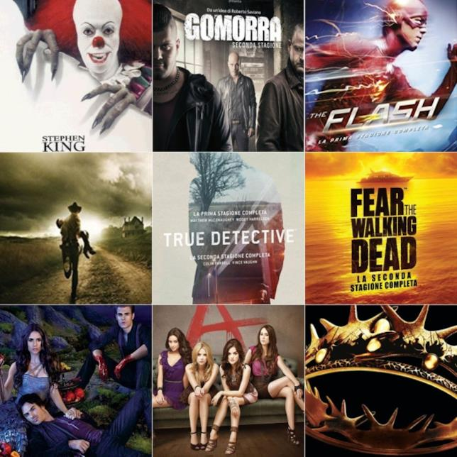 Warner Bros., serie TV in DVD e Blu-ray in offerta