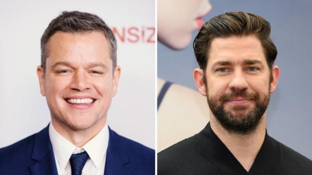 Matt Damon torna a lavorare con John Krasinski
