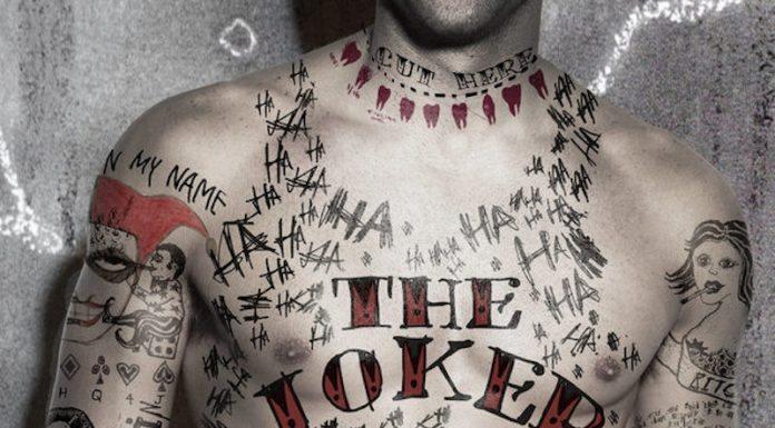 I tatuaggi del Joker nei primi schizzi