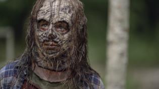 Il capo dei Sussurratori di The Walking Dead