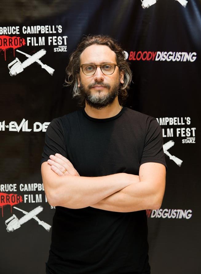 Il regista Fede Alvarez