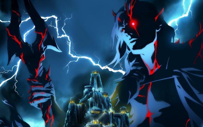 Un estratto del poster di Gods & Heroes