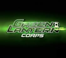 Il logo di Green Lantern Corps