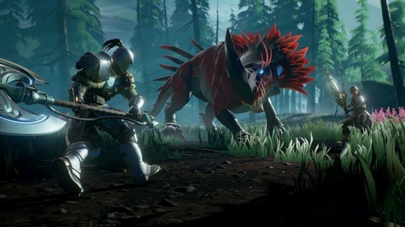 Dauntless caccia al Behemoth