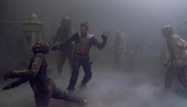 The Walking Dead 9x08: Jesus