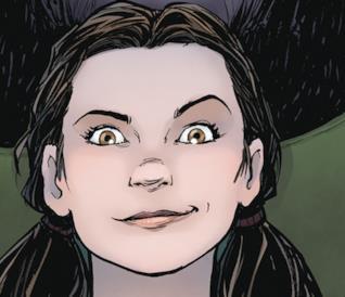 La copertina di Motor Girl, fumetto di Terry Moore